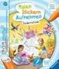 tiptoi® CREATE Malen Stickern Aufnehmen: Zauberschule tiptoi®;tiptoi® CREATE - Ravensburger