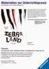 Materialien zur Unterrichtspraxis - Marlene Röder: Zebraland Jugendbücher;Brisante Themen - Ravensburger