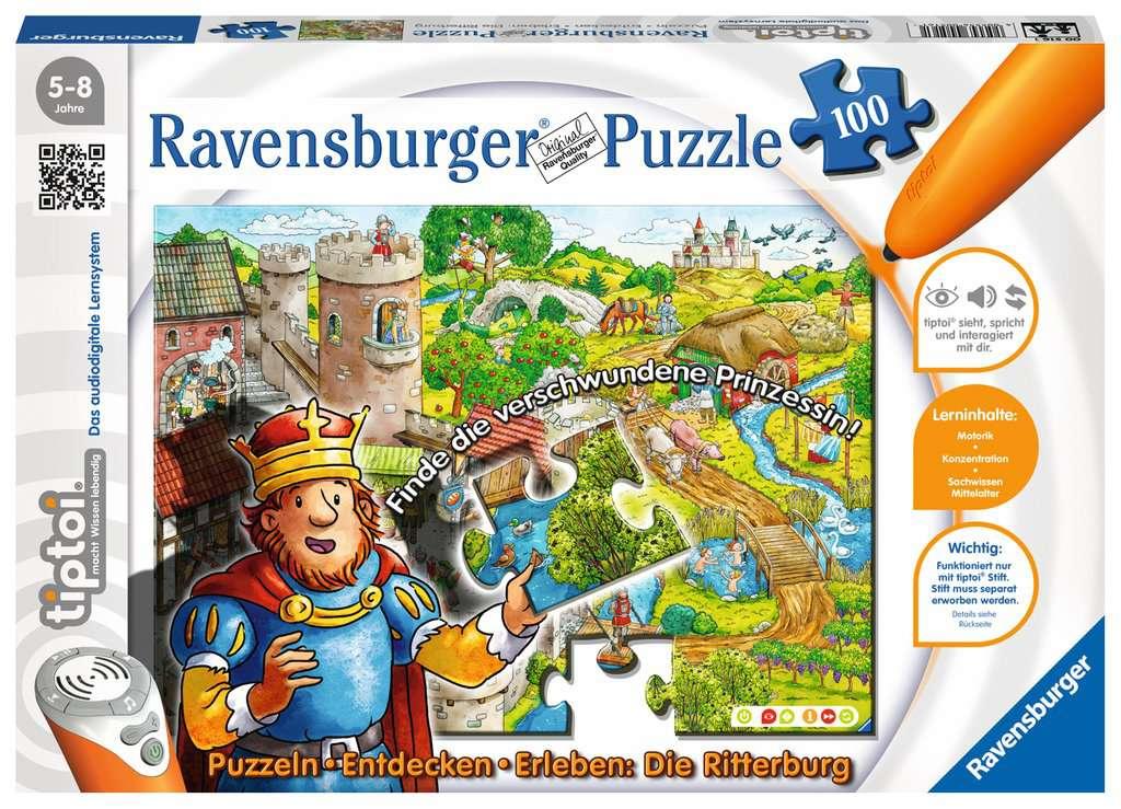 ritterburg puzzle