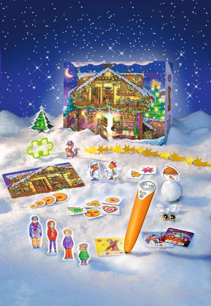 Weihnachtskalender Tiptoi.Tiptoi Adventskalender Weihnachtsbäckerei Tiptoi Spiele Tiptoi