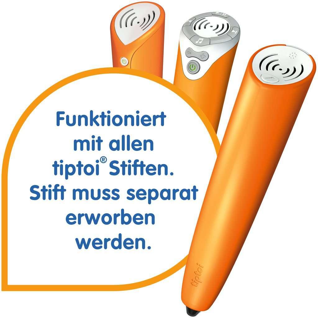 Tiptoi Tier Set Im Zeitalter Der Dinosaurier