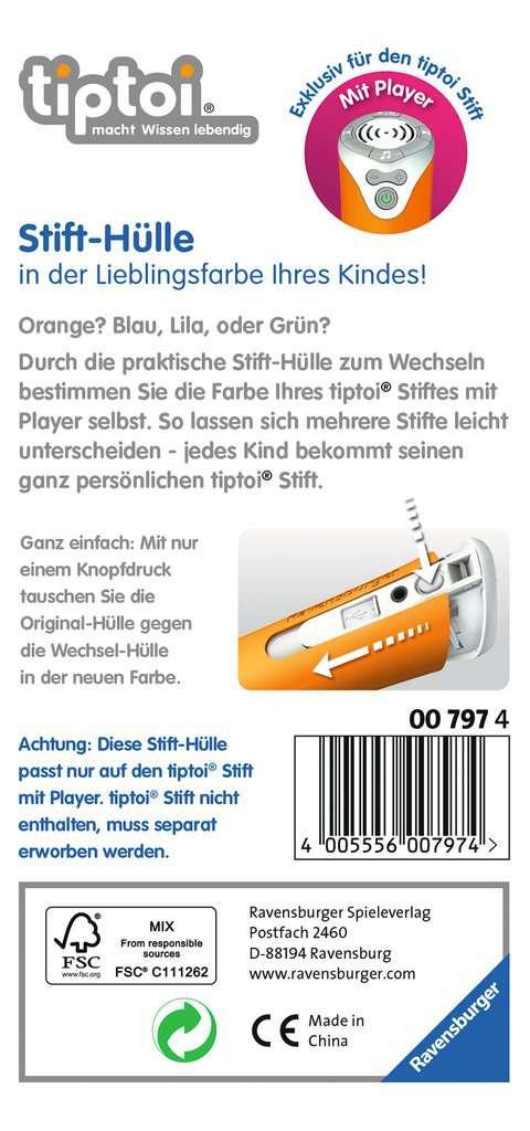 tiptoi® Stifthülle zum Wechseln (in blau)   tiptoi® Starter-Sets ...