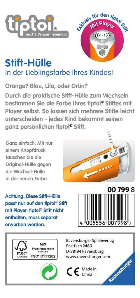 tiptoi® Stifthülle zum Wechseln (in lila) | tiptoi® Starter-Sets ...