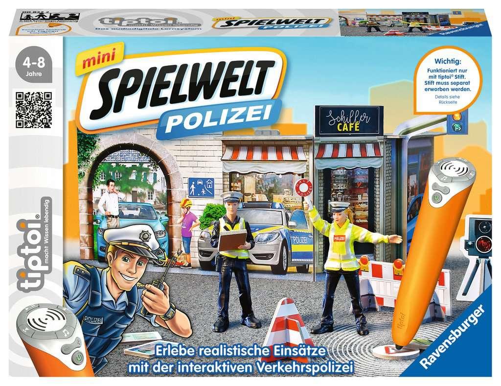 tiptoi® mini Spielwelt Polizei: Verkehrspolizei | tiptoi ...