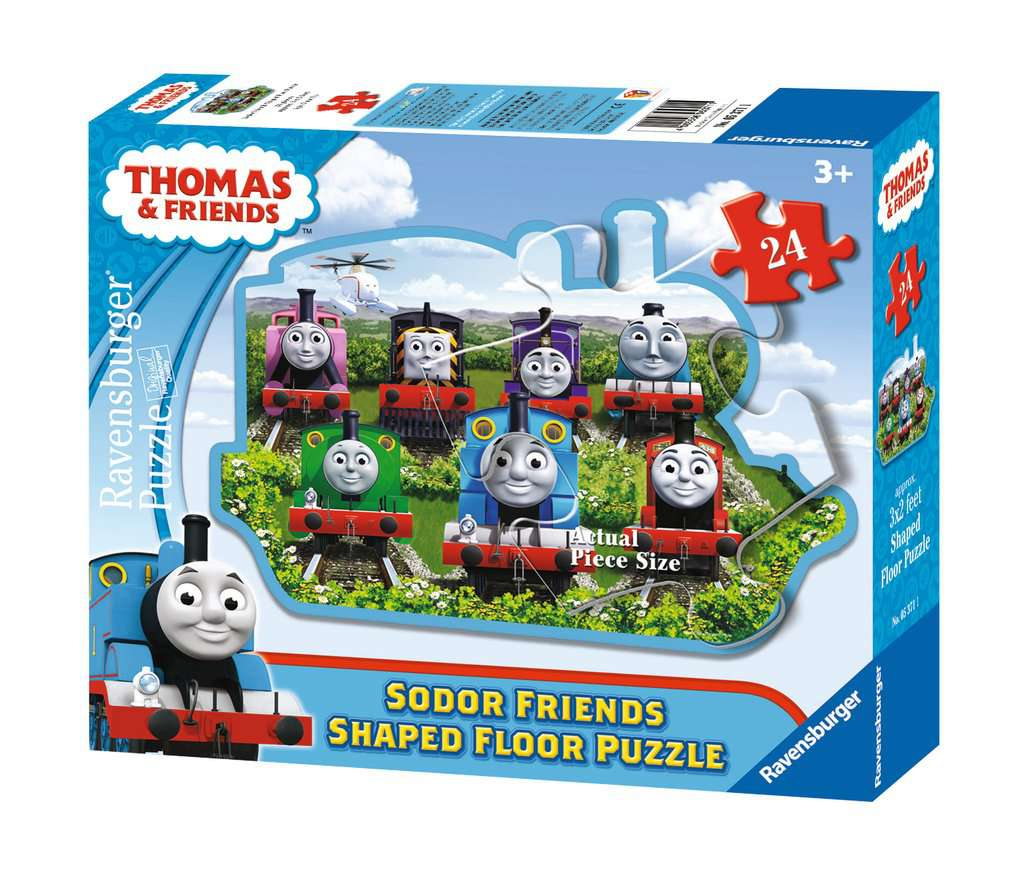 Thomas Amp Friends Sodor Friends Image 1 Click To Zoom