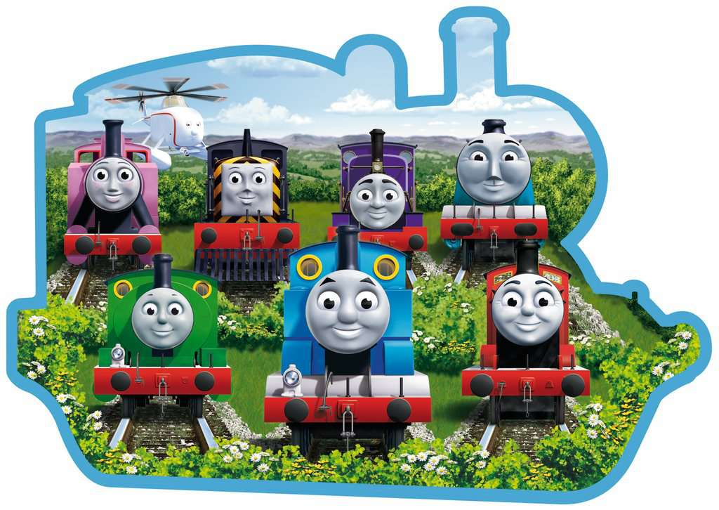 Thomas Amp Friends Sodor Friends Image 2 Click To Zoom