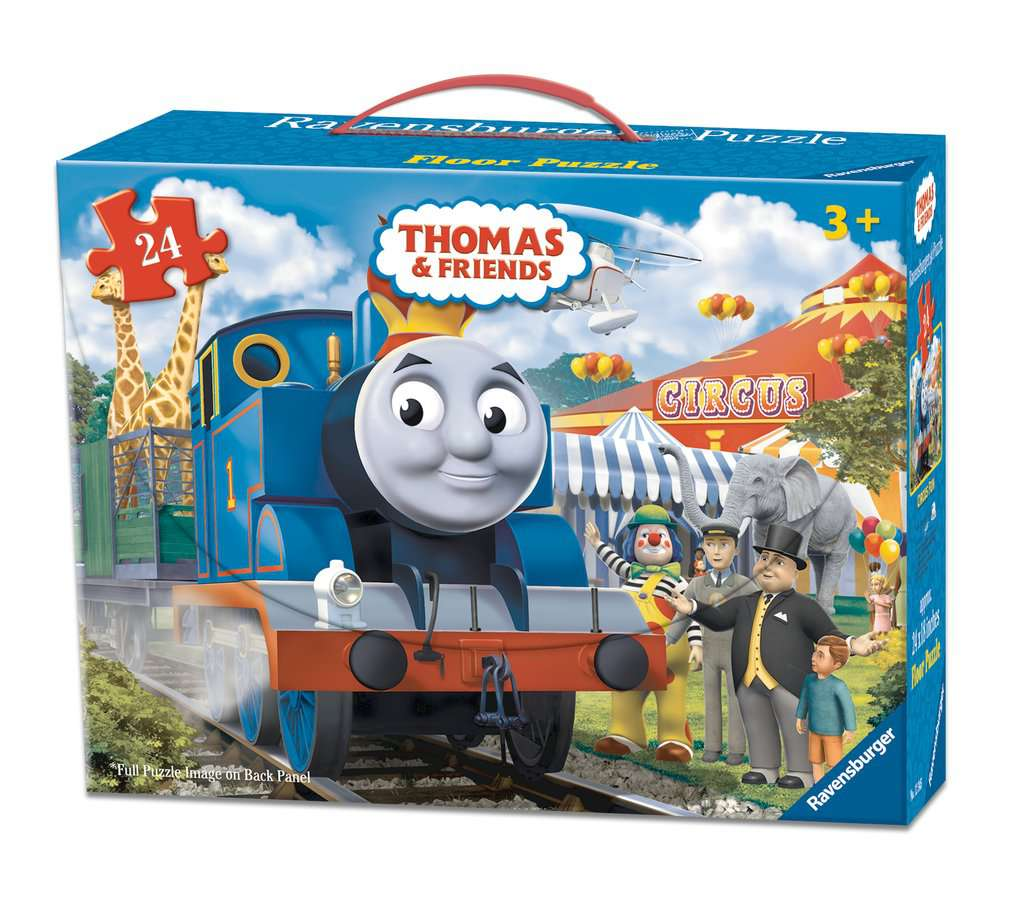 Thomas Amp Friends Circus Fun Image 1 Click To Zoom