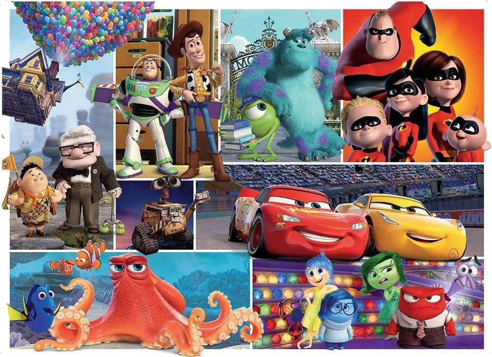 Pixar Friends Image 2 Click To Zoom