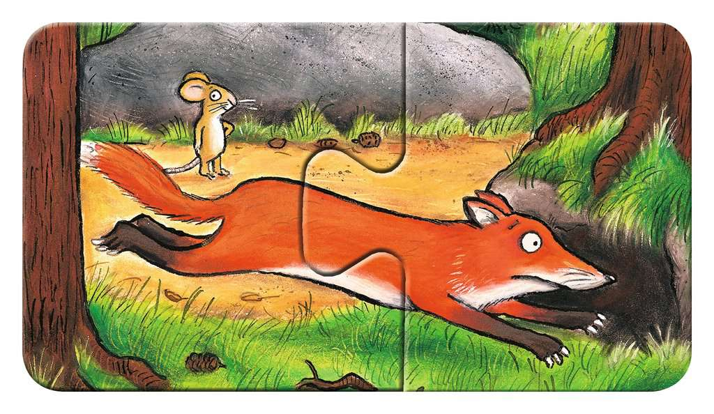 The Gruffalo My First Puzzles 9x 2pc Image 6 Click To Zoom