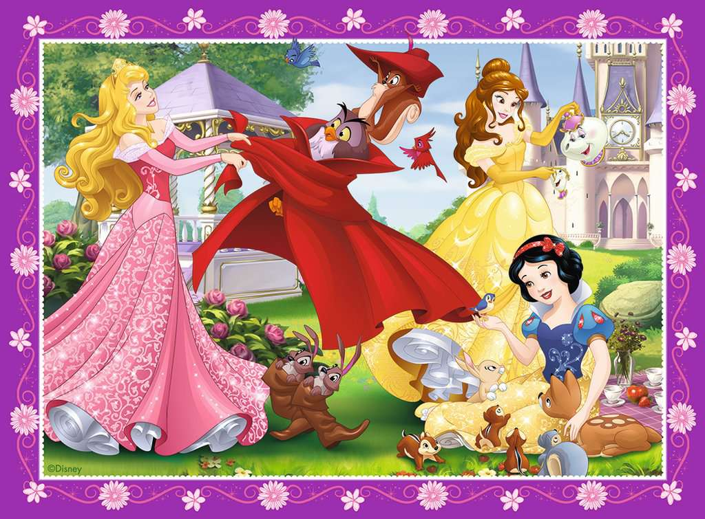 Disney Princess 4 In A Box Image 4 Click To Zoom