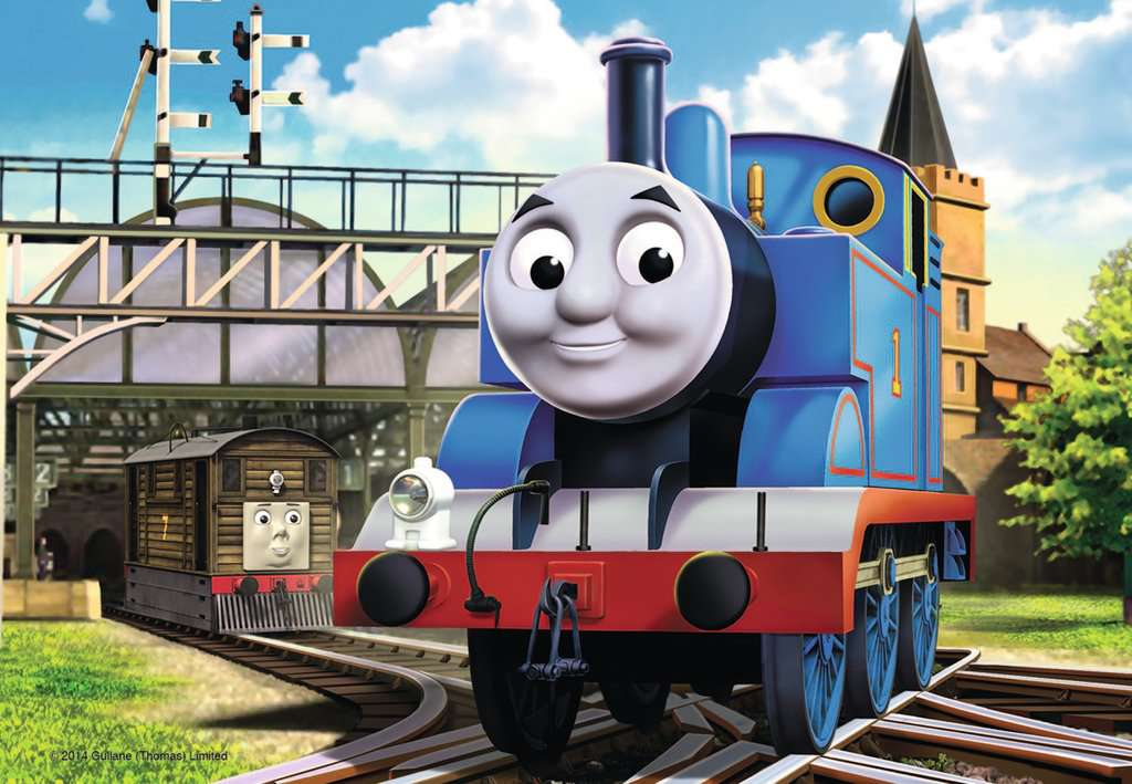 lokomotive thomas
