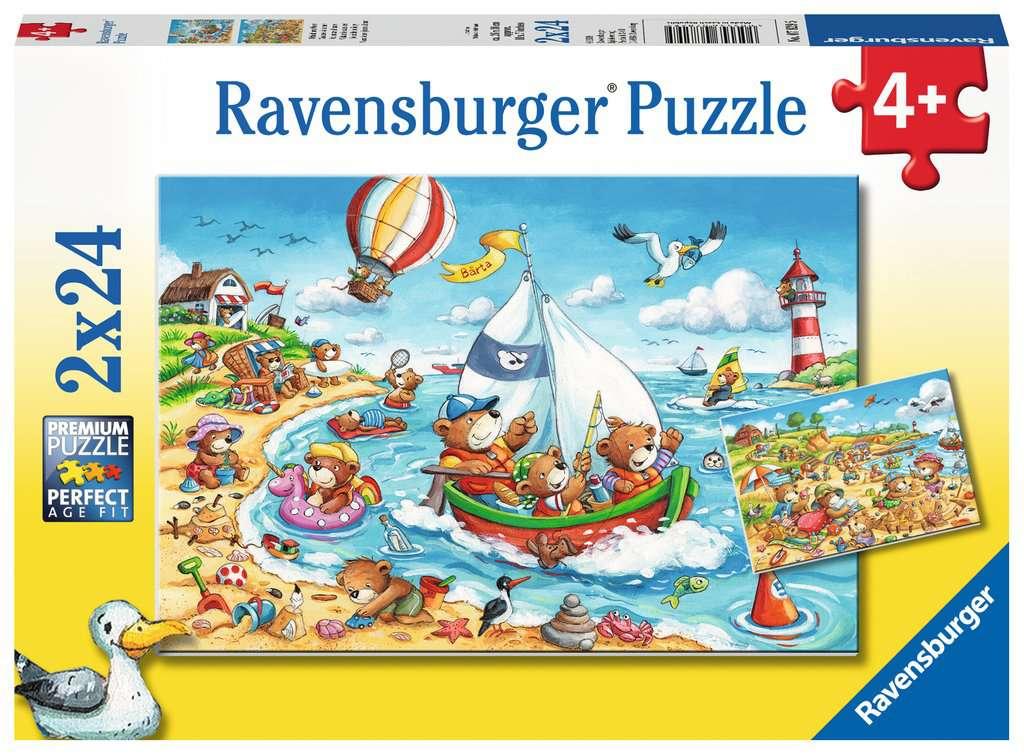 urlaub am meer  kinderpuzzle  puzzle  produkte  urlaub