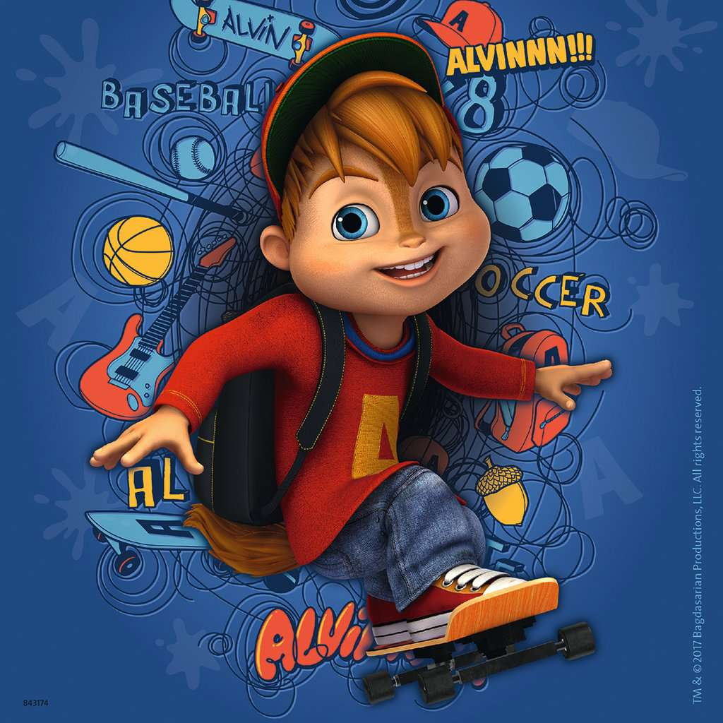 Alvin And The Chipmunks 3 Images alvin & the chipmunks 3x49pc | barnepuslespill | puslespill