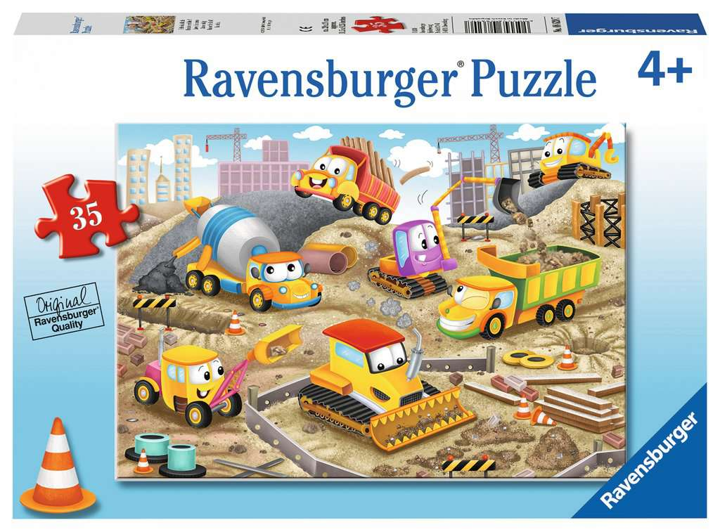 Raise The Roof Children S Puzzles Jigsaw Puzzles