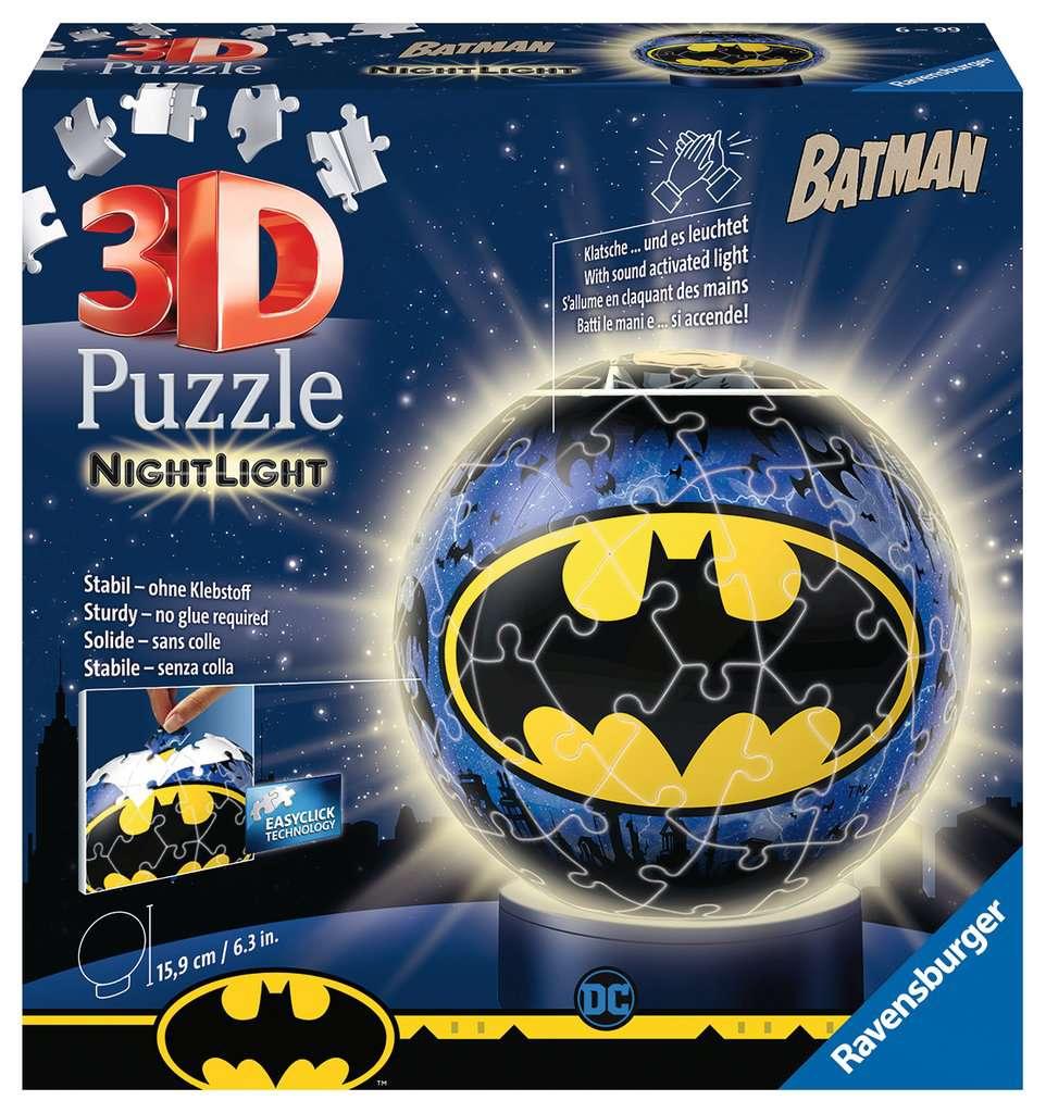 Spielzeug Symbol Der Marke Ravensburger Minions 3d Puzzleball Nachtlicht 72 Teile Puzzle Licht Um Jeden Preis