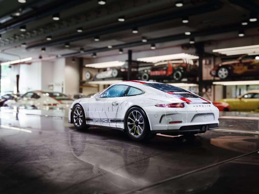00e6d58a3 Porsche 911 3D Puzzle, 108pc 3D Puzzle®;Shaped 3D Puzzle® - image