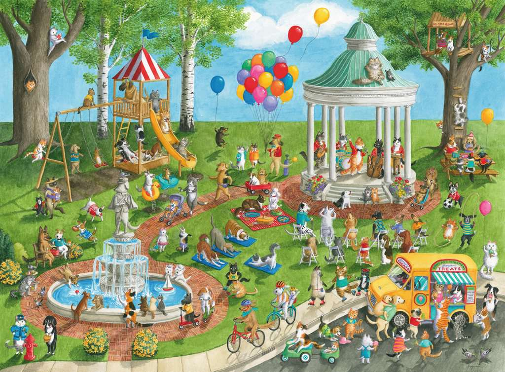 WELCOME TO PLETT PUZZLE PARK
