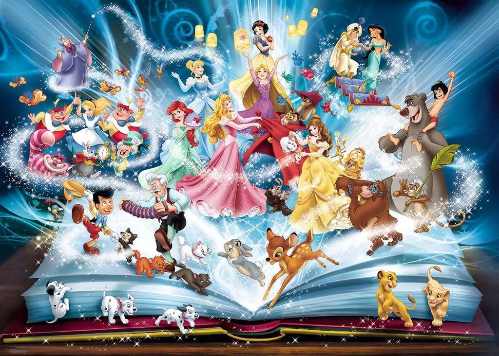 Disney s magisches m rchenbuch bild 2 klicken zum - Princesse de walt disney ...