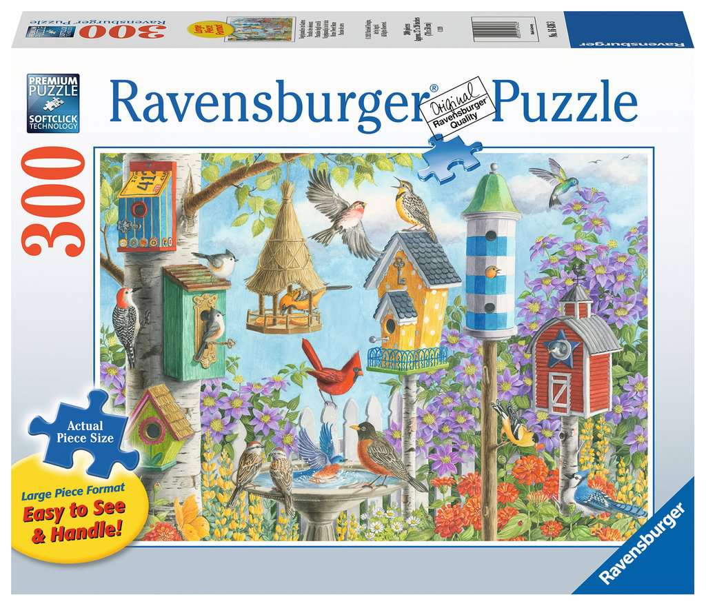 Home Tweet Home Adult Puzzles Jigsaw Puzzles Products Home Tweet Home