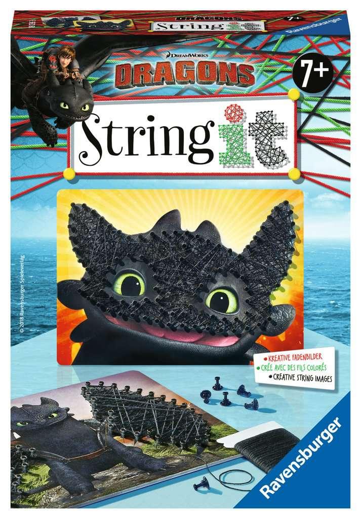 String It Mini Dreamworks Dragons
