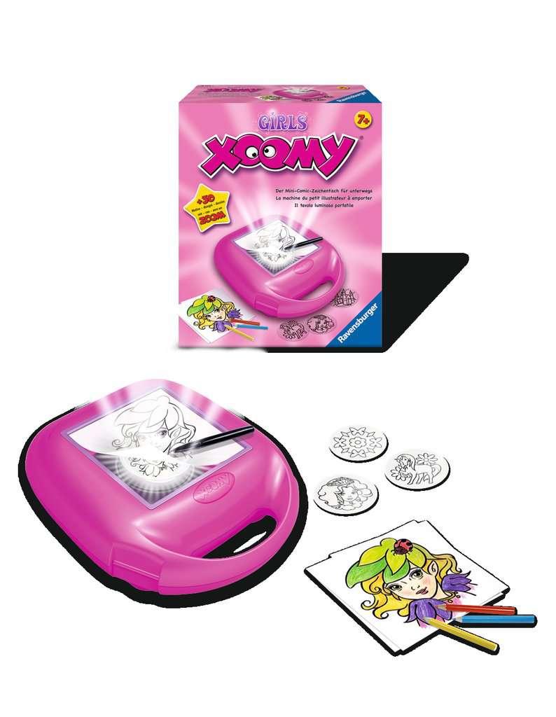 Xoomy Midi Girl Dessin Loisirs Creatifs Produits Xoomy Midi Girl