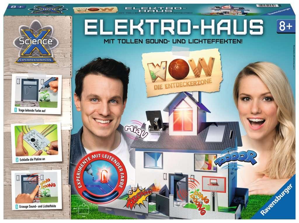 Sciencex Elektrohaus Sciencex Experimentieren Produkte