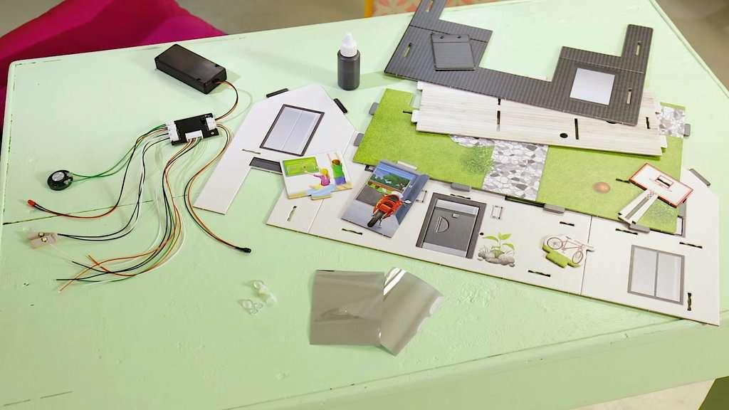 ScienceX Elektrohaus | ScienceX® | Experimentieren | Produkte ...