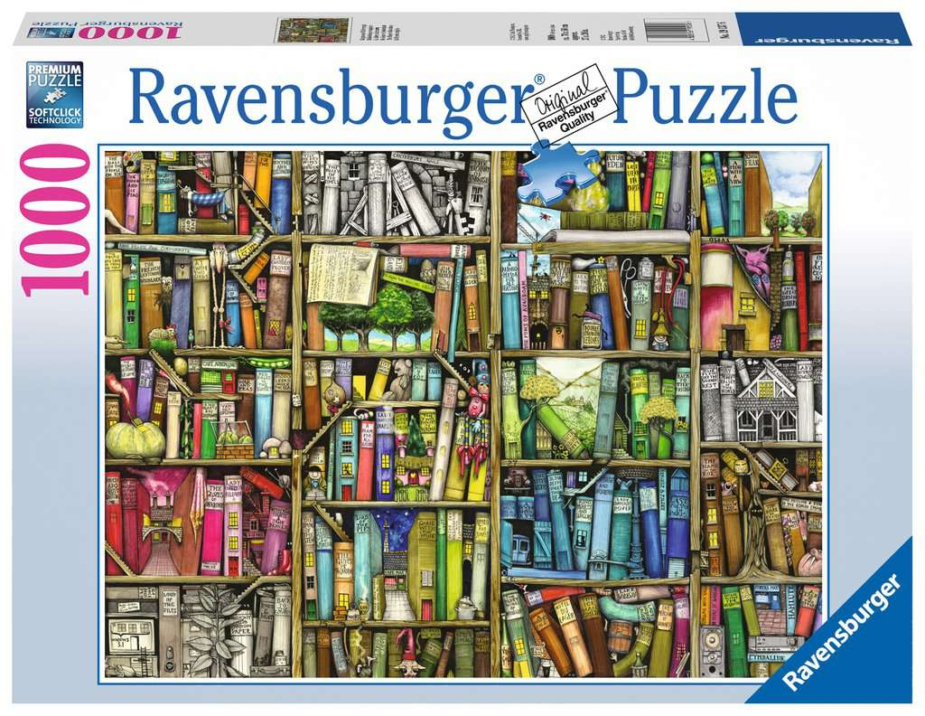 ravensburger bücherregal