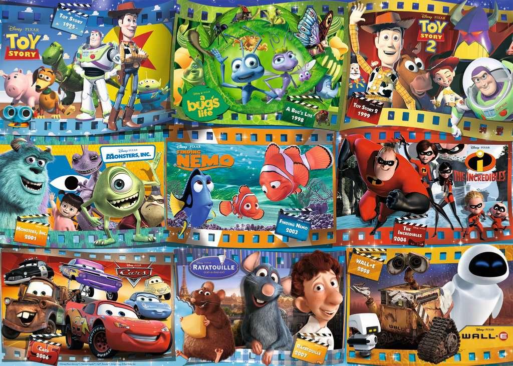Disney Pixar Collection Disney Pixar Movies Adult Puzzles Jigsaw Puzzles Products Ca En Disney Pixar Collection Disney Pixar Movies