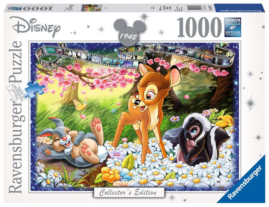 Bambi Adult Puzzles Jigsaw Puzzles Products Bambi