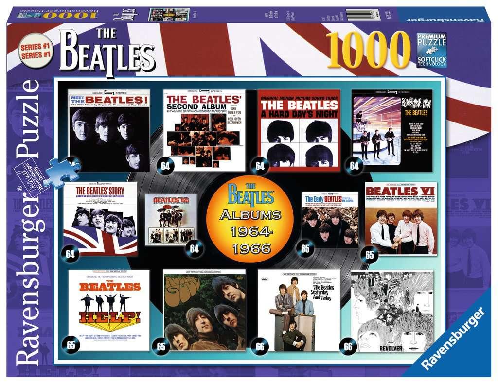 Beatles: Albums 1964-1966