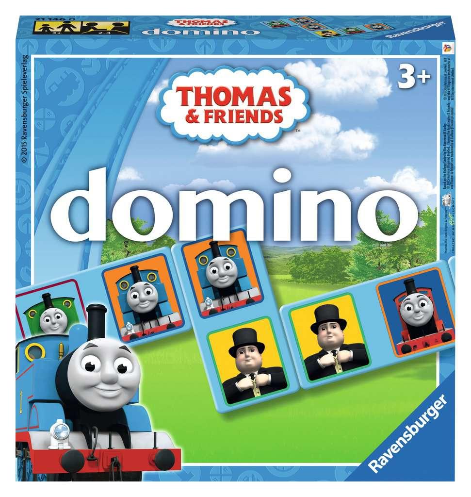 Thomas Friends Mini Domino GamesChildren S Games