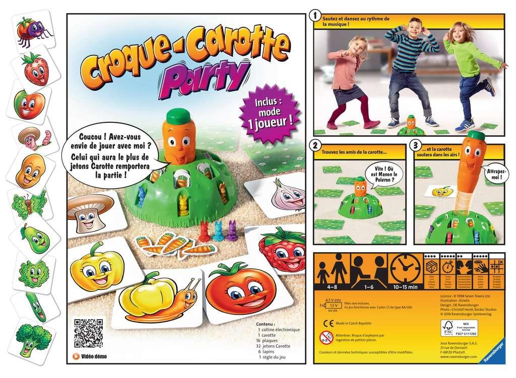 croque carotte party image 2 cliquer pour agrandir. Black Bedroom Furniture Sets. Home Design Ideas