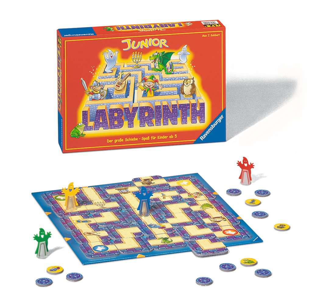 Spielanleitung Labyrinth