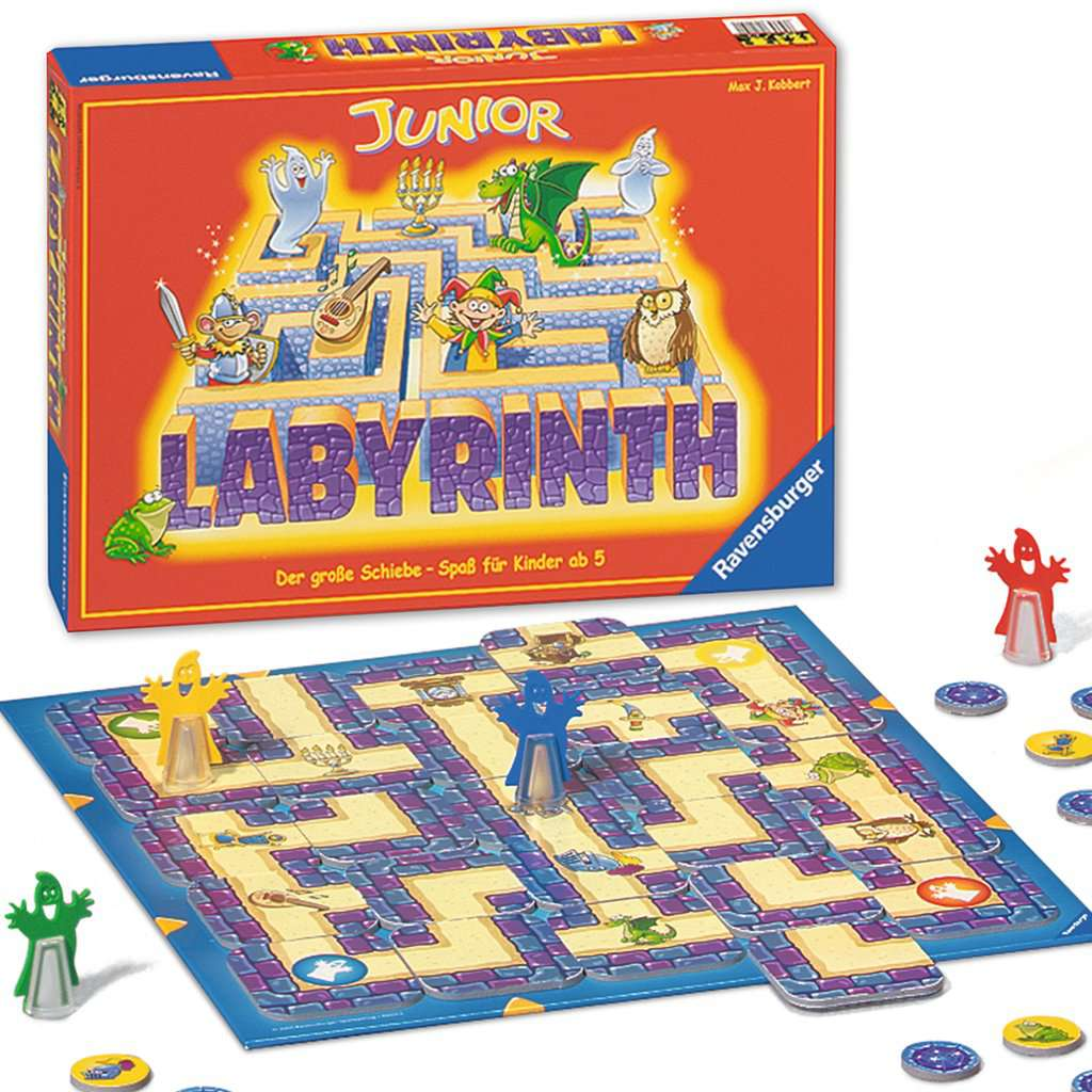 Junior Labyrinth | Kinderspiele | Spiele | Produkte | Junior Labyrinth Tipps Labyrinth Irrgarten Anlegen Kann