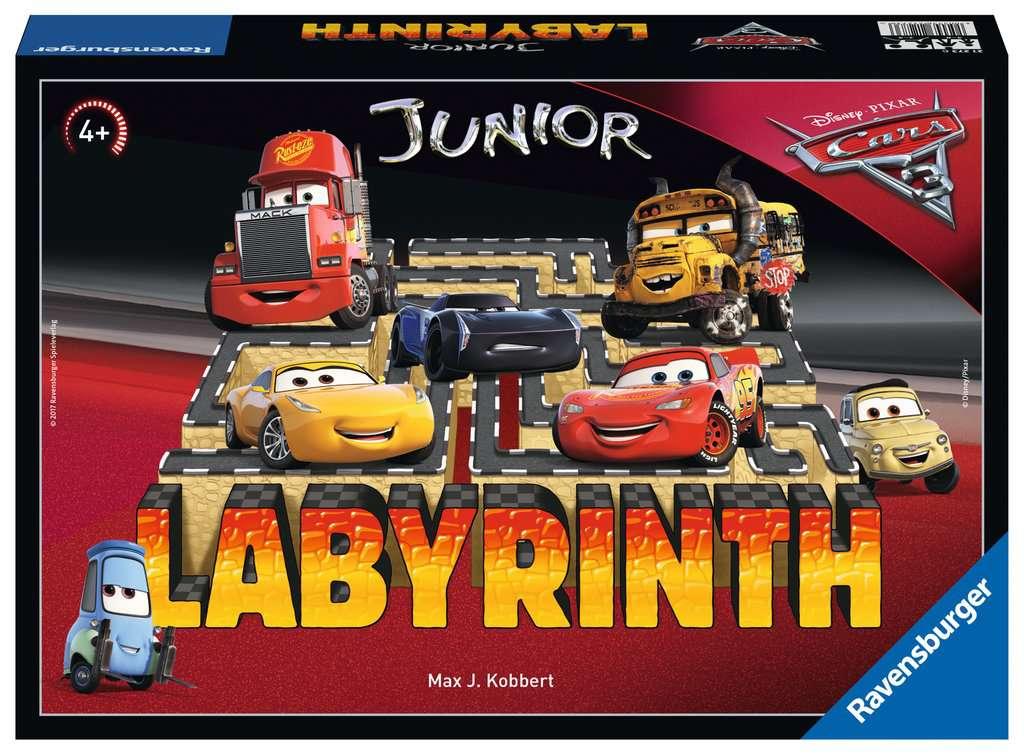 Disney/Pixar Cars 3 Junior Labyrinth