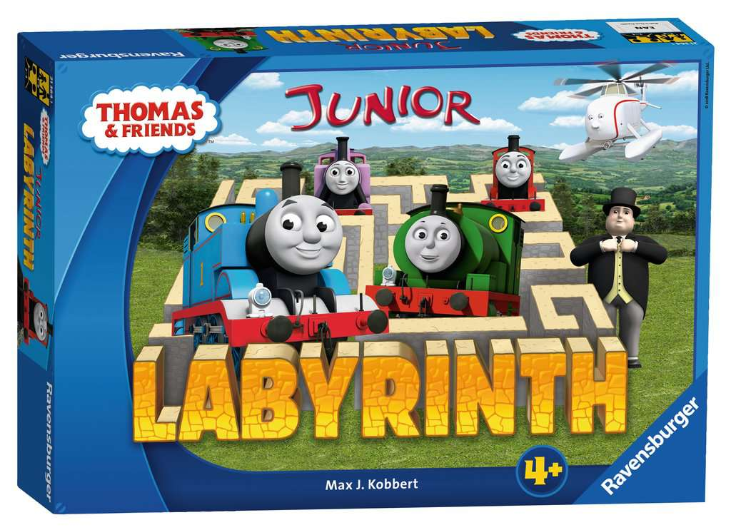 Thomas Friends Labyrinth Junior GamesChildren S Games