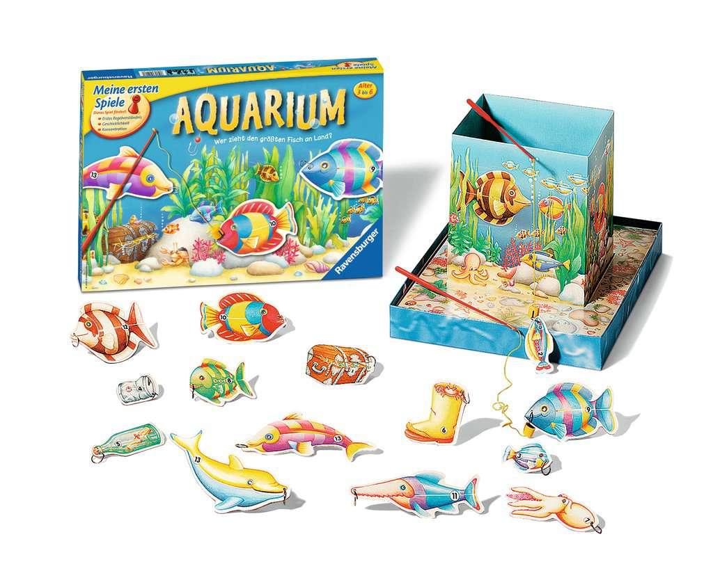 aquarium kinderspiele spiele shop aquarium. Black Bedroom Furniture Sets. Home Design Ideas