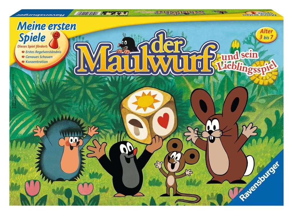 Der Maulwurf Und Sein Lieblingsspiel Kinderspiele Spiele