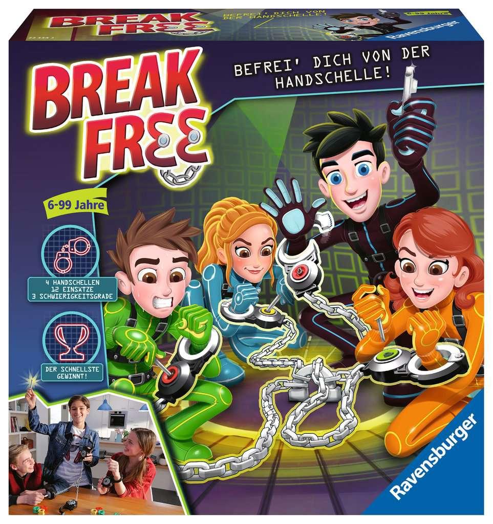 Break Free Spiel