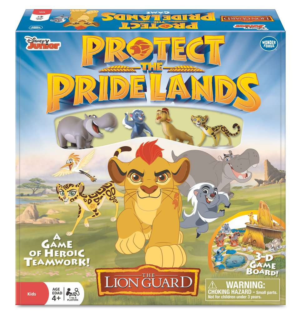 The Lion Guard Protect the Pridelands Game | Children's