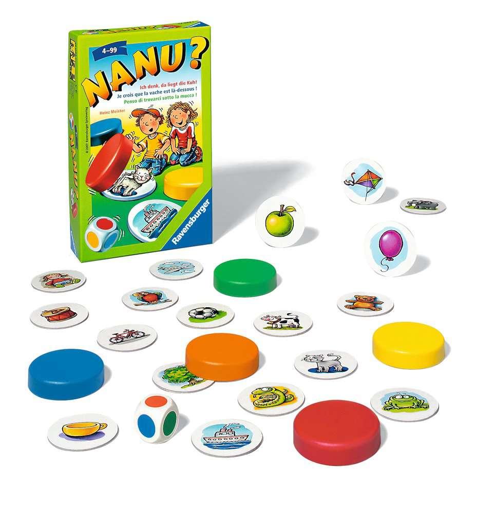 Spiel Nanu