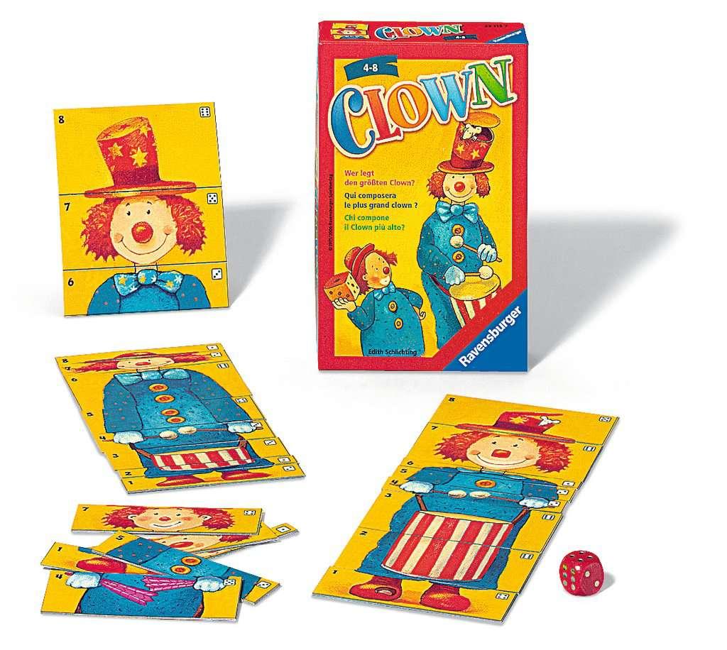clown spiele