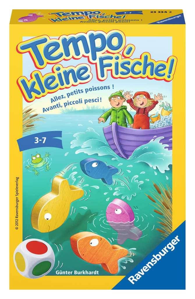 Tempo Kleine Fische Mitbringspiele Spiele Produkte Tempo