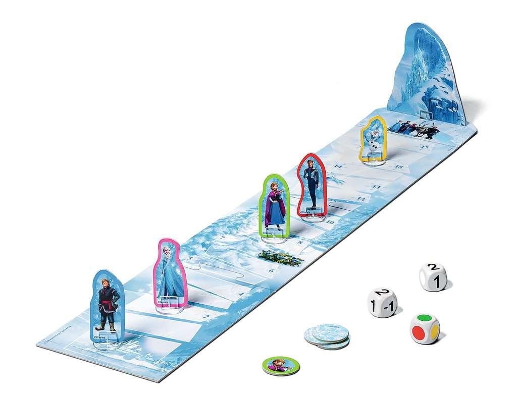 frozen spiele