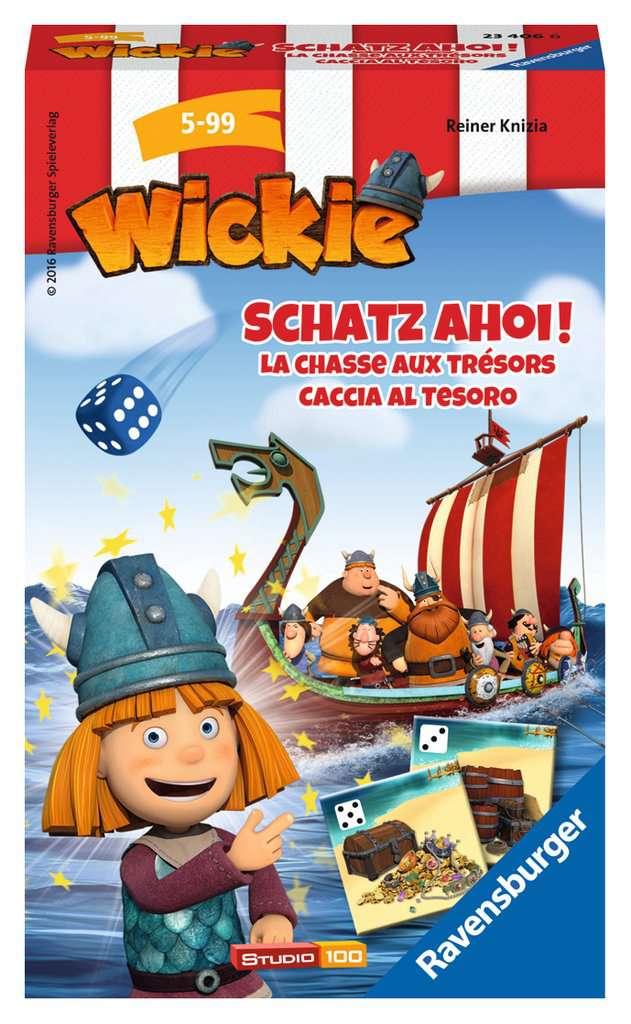 Wickie Spiele