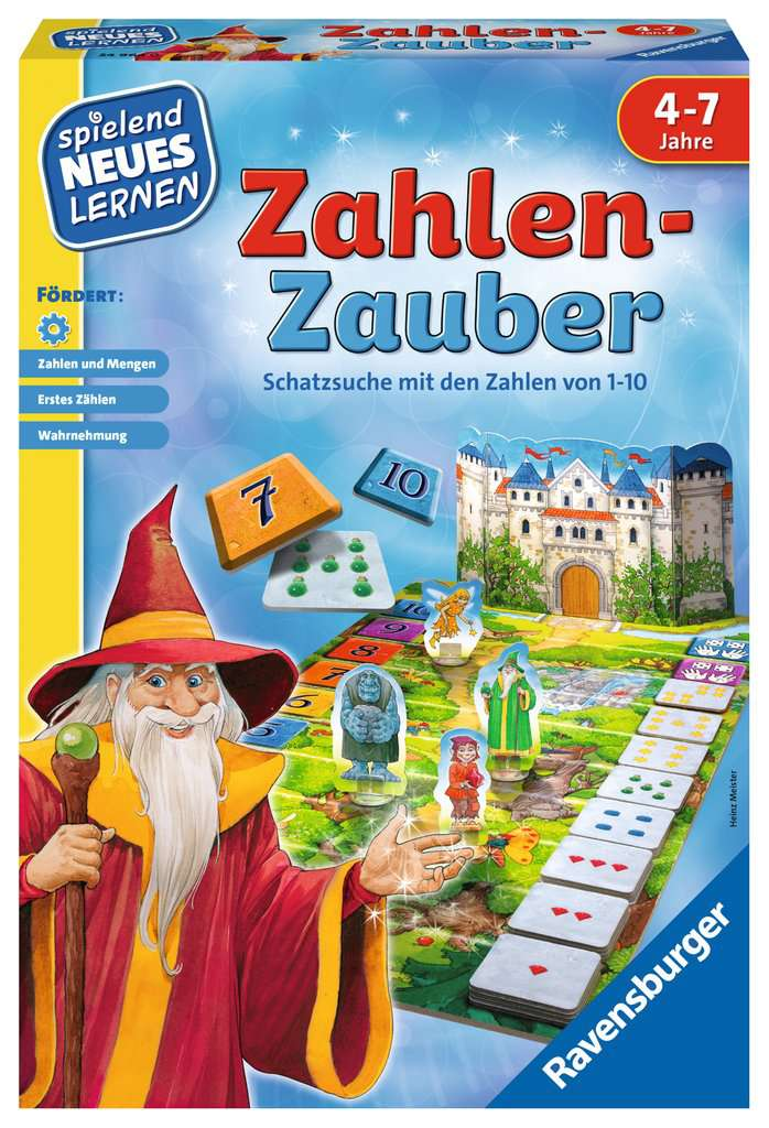 Zahlenzauber Ravensburger