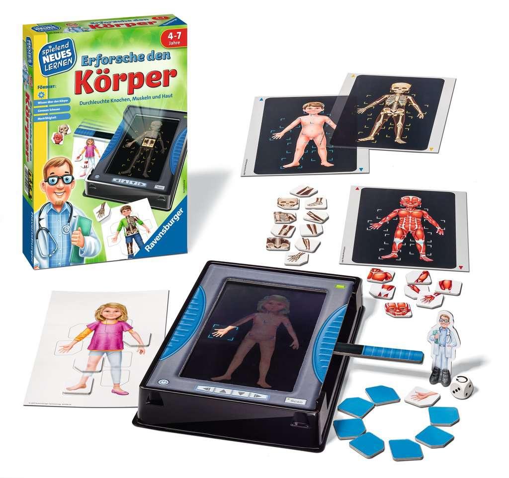 Erforsche den Körper | Kinderspiele | Spiele | Produkte | Erforsche ...