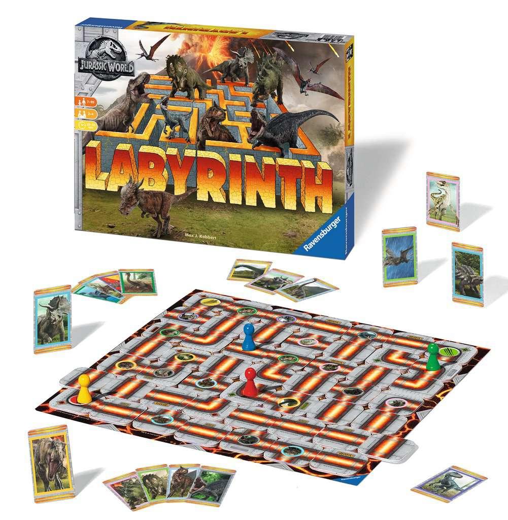 Labyrinth jurassic world image 2 cliquer pour agrandir - Jeux de jurassic park 3 ...