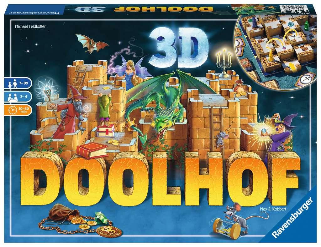 Doolhof 3D